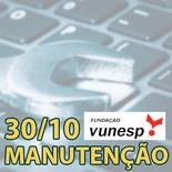 Manutenção Língua Portuguesa - VUNESP - 30/10