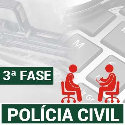 Polícia Civil SP 3ª Fase Prova Oral - Escrivão e Investigador