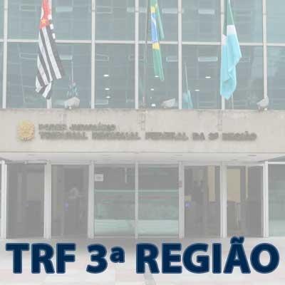 Curso TRF 3 Técnico Judiciário AA 2018