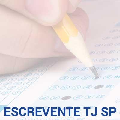 Curso de Testes Escrevente TJ SP