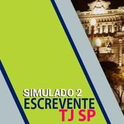 Projeto Escrevente TJ SP 2019 - Simulado 2