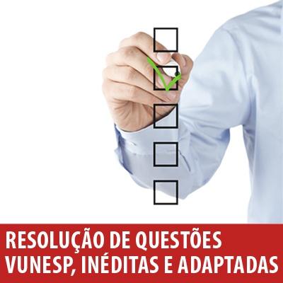 Curso de resolução de questões Português Vunesp