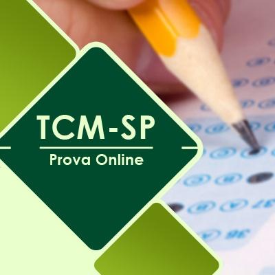 TCM SP Concurso 2020 Vunesp | Simulado Online