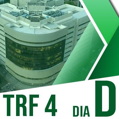 Dia D Online - TRF 4 - Técnico Judiciário Área Administrativa 2019
