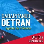 Questões Comentadas Detran SP 2019 - Agente de Trânsito