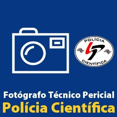 SPTC - Polícia Científica - Fotógrafo Técnico Pericial - Informática