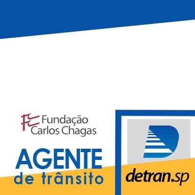 Detran SP Agente de Trânsito 2019 - FCC Legislação de Trânsito