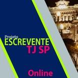 Projeto Escrevente TJ SP 2019 Online