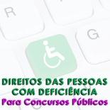 Direitos das Pessoas com Deficiência Para Concursos Públicos