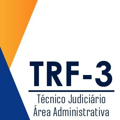 Curso TRF3 Técnico Judiciário Área Administrativa - Direito Administrativo