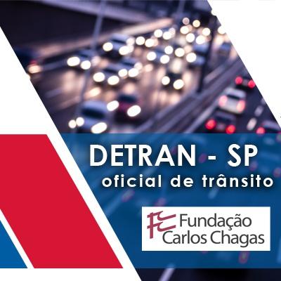 Curso Detran SP 2019 Oficial de Trânsito
