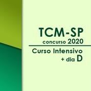TCM SP Concurso 2021 | Curso Intensivo Online