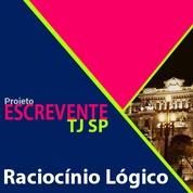 Projeto Escrevente TJ SP 2019 - Raciocínio Lógico