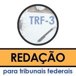 Redação para Concursos TRF3 2019