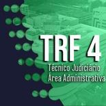 Pacote Completo TRF 4 Técnico Judiciário Área Administrativa 2019