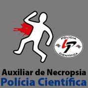 SPTC - Polícia Científica - Auxiliar de Necropsia