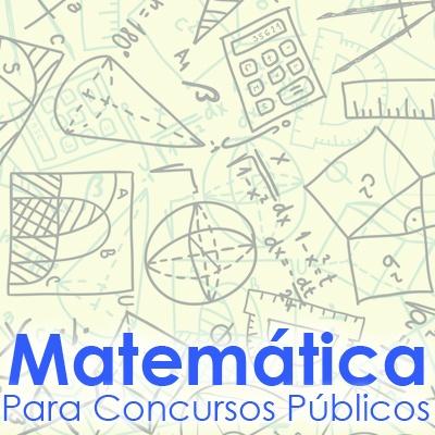 Matemática para Concursos Públicos