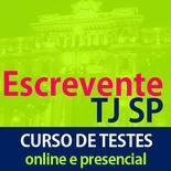 Escrevente TJSP 2019 | Curso de Testes