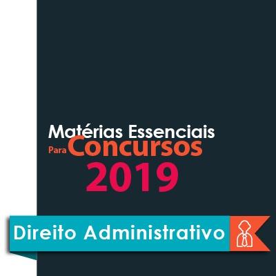 Direito Administrativo para Concursos 2019