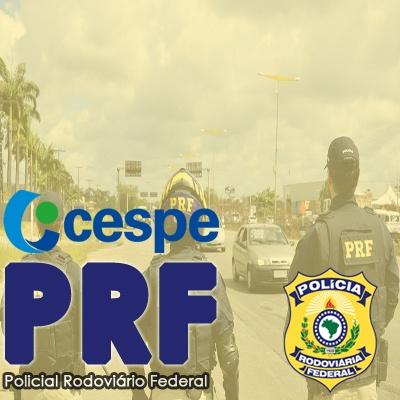 Curso Revisão por Itens Cespe - PRF Policial Rodoviário Federal - História da PRF - Pós Edital