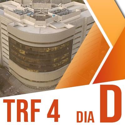 Dia D Online - TRF 4 - Analista Judiciário Oficial de Justiça 2019