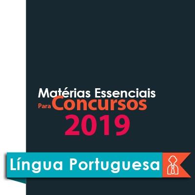 Língua Portuguesa para Concursos 2019