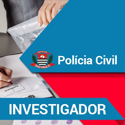 Concurso Polícia Civil SP 2020 Investigador | Curso Online