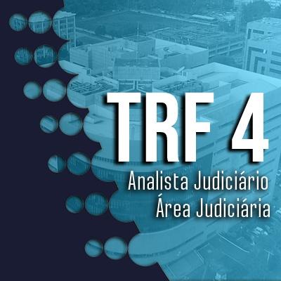 Curso TRF 4 Analista Judiciário Área Judiciária Direito Processual Civil 2019