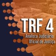 Pacote Completo TRF 4 Analista Judiciário Oficial de Justiça 2019