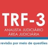 Curso TRF3 Analista Judiciário Área Judiciária - Direito Processual Civil | Teoria e Testes