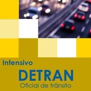 Curso Intensivo Detran SP 2019 Oficial de Trânsito - Online