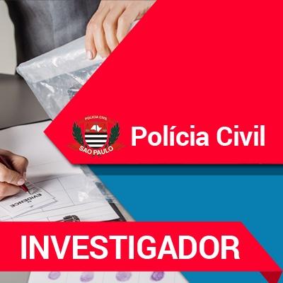 Concurso Polícia Civil SP 2021 Investigador | Curso Online Atualidades