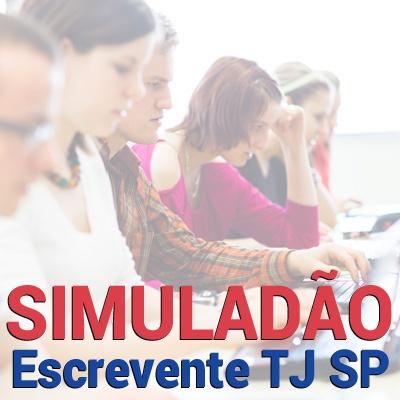 Escrevente TJ SP - Simuladão