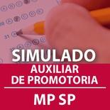 MP SP Auxiliar de Promotoria 2019 | Simulado Online