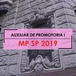 Curso MP SP Auxiliar de Promotoria 2019 - Língua Portuguesa