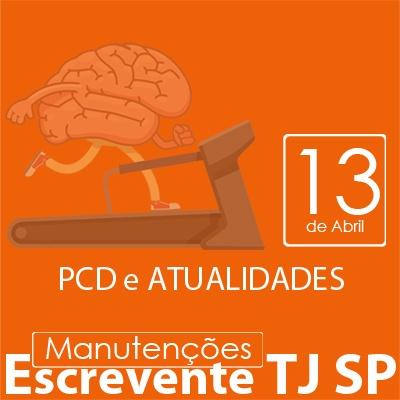 TJ SP Escrevente - Manutenção VUNESP Atualidades
