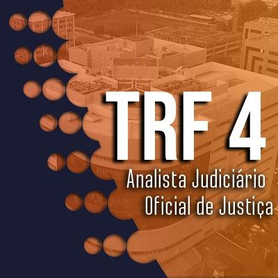Curso TRF 4 Analista Judiciário Oficial de Justiça Língua Portuguesa 2019