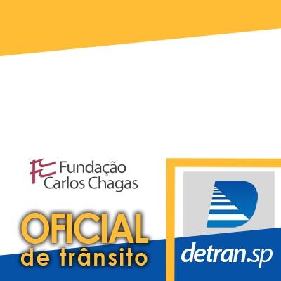 Detran SP Oficial de Trânsito 2019 - FCC Administração Pública