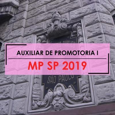 Curso MP SP Auxiliar de Promotoria 2019 - História
