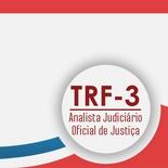 Curso TRF3 Analista Judiciário Oficial de Justiça